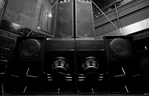 BROAD AXE SOUND SYSTEM